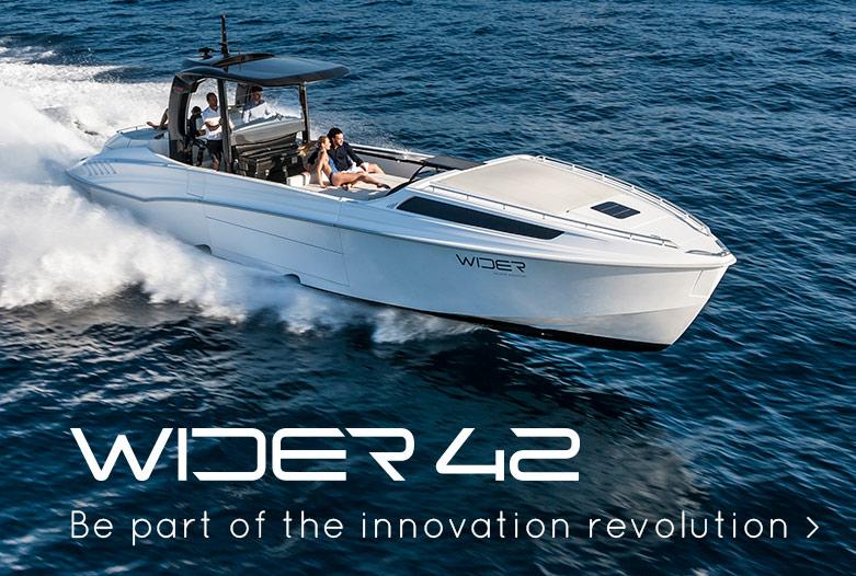 Luxury motor boats for sale