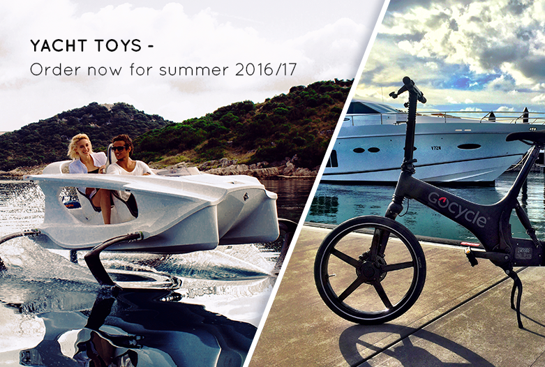 Yacht Toys By The Boutique Boat Company Australia