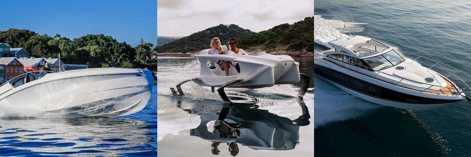 About The Boutique Boat Company