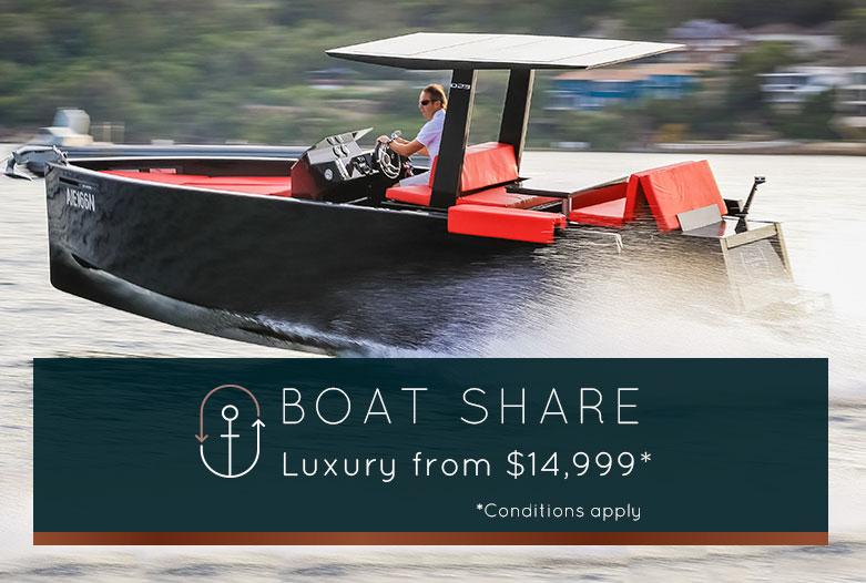 Share a yacht for sale Australia