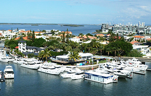 Luxury boats for sale and marina berths Gold Coast