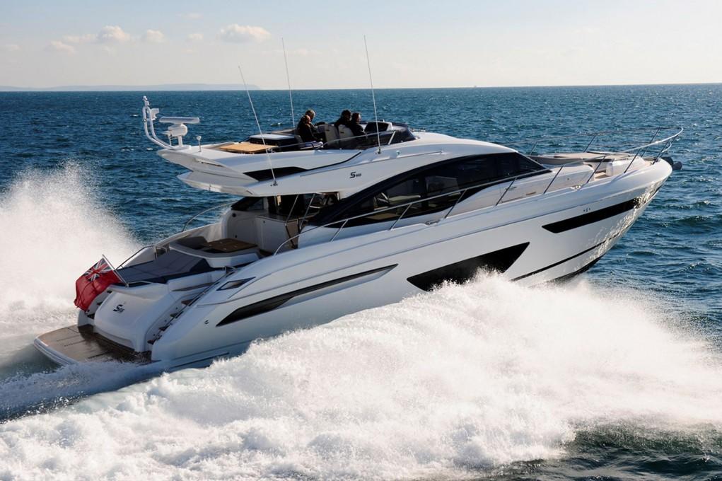 Princess Yachts S65 motor yacht