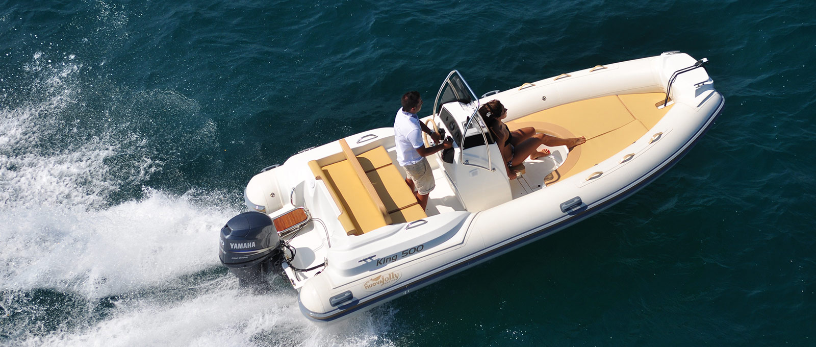 Nuova Jolly 550 - By the Boutique Boat Company