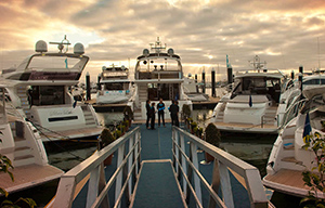 Luxury boats for sale and marina berths Fremantle