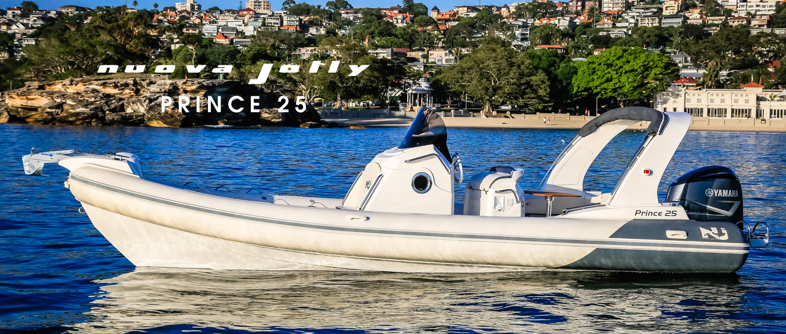 Boutique Boats Website | Luxury designer boats from around