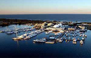 Luxury boats for sale and marina berths Queensland