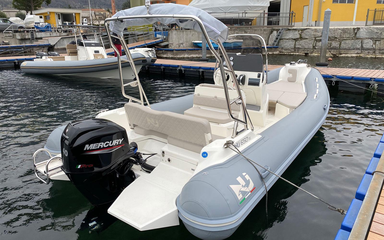 NJ 650 XL